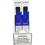 ELF BAR 800 затяжек «Blueberry» персональный испаритель