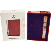Портсигар с зажигалкой Dinghao Cigarette Case