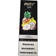 Fizzy Куб Ананас Банан Кокос 1200 затяжек одноразовый электронный испаритель