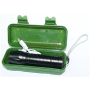 Фонарик с USB водонепроницаемый 24 шт/уп