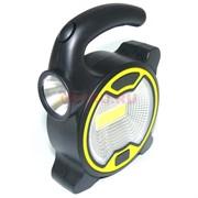 Кемпинговый фонарик светодиодный (T-915) Cob work light 24 шт/уп