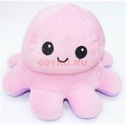 """Мягкая игрушка """"вывернушка"""" Медуза 12 см"""