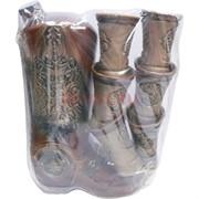 Штоф керамический Ботинок и 6 рюмок