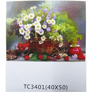 Алмазная мозаика (TC3401) Натюрморт 40x50
