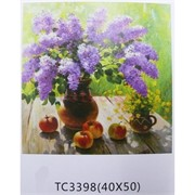 Алмазная мозаика (TC3398) Натюрморт 40x50