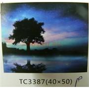 Алмазная мозаика (TC3387) Природа 40x50