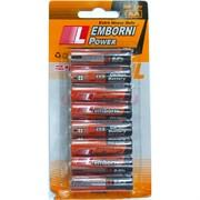 Батарейки пальчиковые AA Emborni Power 8 шт/уп