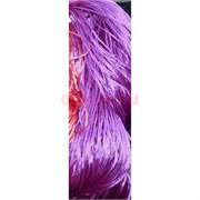 Нитка из греческого шелка 800 м фиолетовая