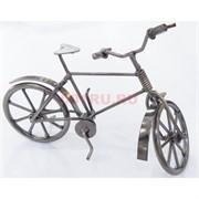 Металлическая фигурка Велосипед 12 см
