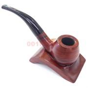 Трубка курительная (TR-450.1) деревянная