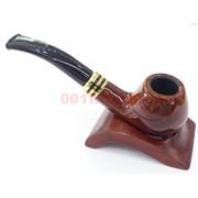 Трубка курительная (TR-20.11) деревянная