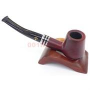 Трубка курительная (TR-20.11) деревянная (разные формы)