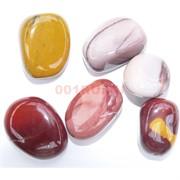Натуральный минерал яшма мукаит цена за 1 шт