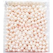Бусины 6 мм из майорки розовой цена за 1 шт