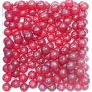 Бусины 8 мм из красного халцедона цена за 1 шт