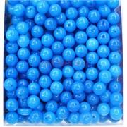 Бусины 8 мм из голубого халцедона цена за 1 шт
