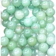 Бусины 12 мм из зеленого нефрита цена за 1 шт