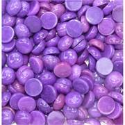 Кабошоны 15 мм круглые из фиолетового халцедона