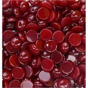 Кабошоны 15 мм круглые из красного халцедона