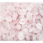 Кабошоны 10x15 капля из розового кварца