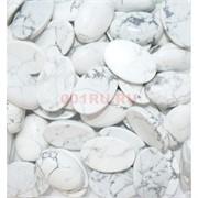 Кабошоны овальные 22x30 из кахолонга