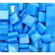 Кабошоны 14x14 квадратные из голубого халцедона