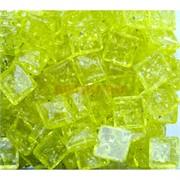 Кабошоны 14x14 квадратные из медового янтаря
