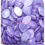 Кабошоны 18x25 овал из фиолетового сапфирина