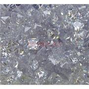 Кабошоны 10x10 квадратные из белого стекла