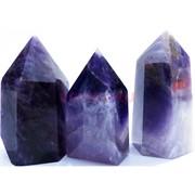 Карандаши кристаллы 5-6 см из аметиста