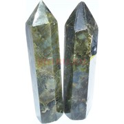 Карандаши кристаллы 11-12 см из лабрадора