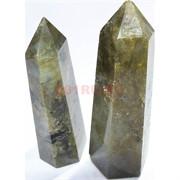 Карандаши кристаллы 8-10 см из лабрадора