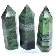 Карандаши кристаллы 7-8 см из цоизита