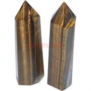 Карандаши кристаллы 7-8 см из тигрового глаза