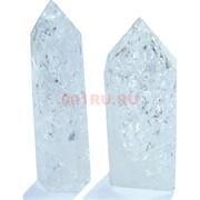 Карандаши кристаллы 9-10 см из радужного хрусталя