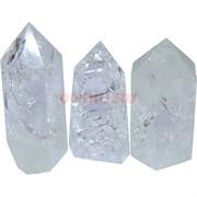 Карандаши кристаллы 7-8 см из радужного хрусталя