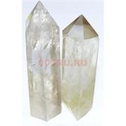 Карандаши кристаллы из цитрина 8-9 см
