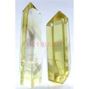 Карандаши кристаллы из цитрина 6-7 см