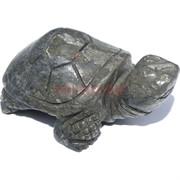 Фигурка черепахи из пирита 3 см