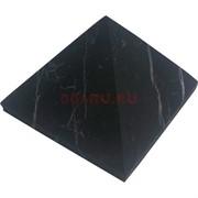 Пирамида 4 см из матового шунгита
