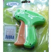 Пистолет клеевой LION с 5 иглами
