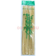 Палочки шпажки бамбуковые 30 см