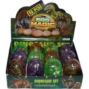 Конструктор динозавр Egg Magic (MC-53A) 12 шт/уп