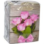 Пакет подарочный 12х15 см (20 шт/уп) из толстого картона