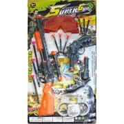 Набор с оружием SuperGun игрушечный