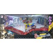 Игрушечный набор Skatepark 18 см