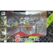 Игрушечный набор Skatepark 22 см