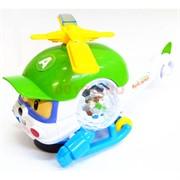 Игрушка детская вертолет 12 см