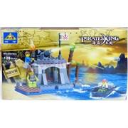 Конструктор Pirates King (KY87013) 128 деталей