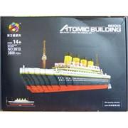 Набор (NO.9913) Block Automic Buildings 3800 деталей